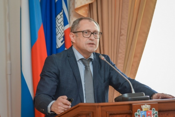 Бывший главный архитектор области Алексей Полянский