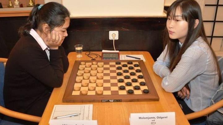 Уфимка стала призером чемпионата мира по шашкам