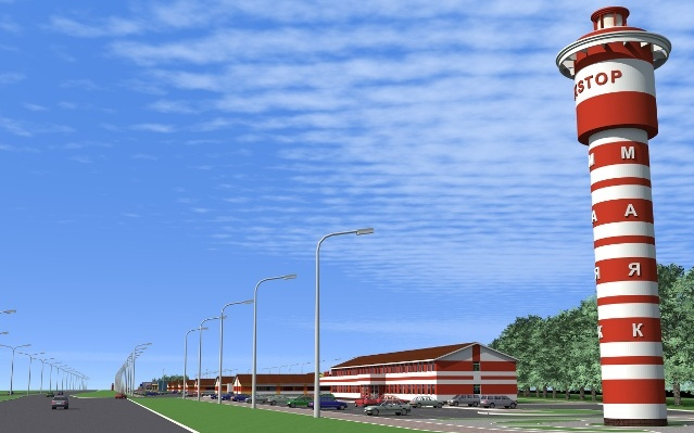 Крупный дорожный комплекс появится под Уфой