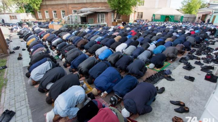 Опоздаете на работу: мусульмане Челябинска отметили Ураза-байрам