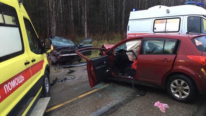 После ДТП на трассе Пермь — Березники полиция возбудила уголовное дело