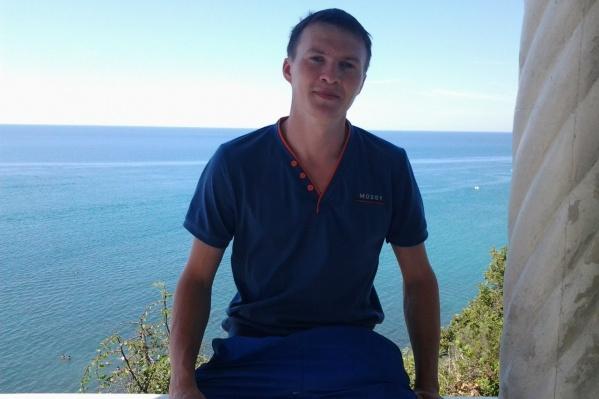 В Краснодар Константин переехал месяц назад вместе с супругой, нашел работу по профессии