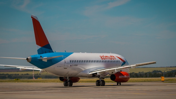 «Азимут» откроет прямые рейсы из Ростова в Челябинск