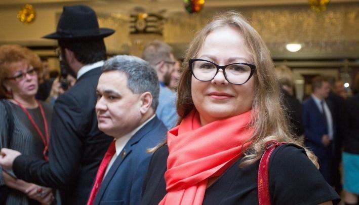 «Боюсь за себя и сына»: журналистка Граф отреагировала на флешмоб в поддержку директора гимназии
