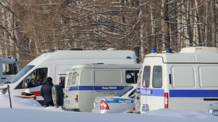 В Перми столкнулись два автобуса: пострадали четыре человека