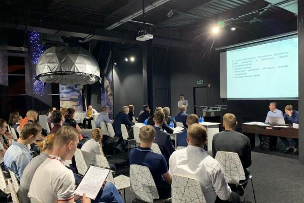 Юные изобретатели борются за гранты Красноярского краевого фонда науки<br>
