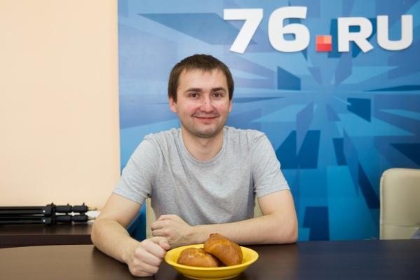 Руслан Маслов предлагает родителям создавать общественные советы, чтобы следить за питанием детей в школах