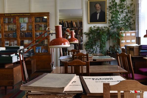 В библиотеки Ярославля перестали приходить деньги из бюджета на новые книги и подписку на периодику