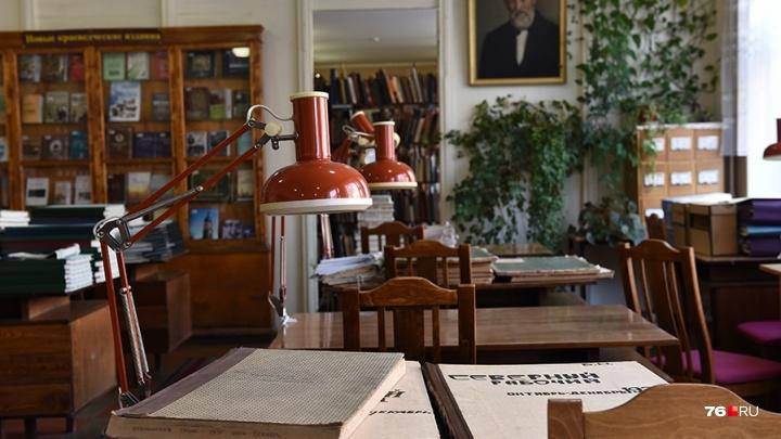 «Готовы биться, как за театр»: в Ярославле библиотеки оставили без новых книг и подписки на журналы