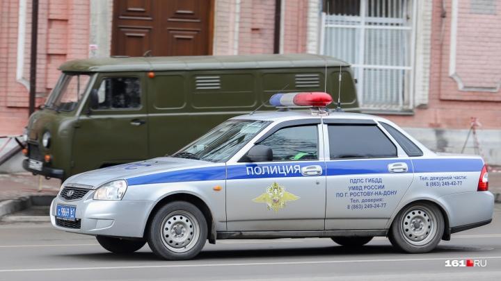 ДТП с погибшими: в Ростовской области столкнулись два легковых автомобиля