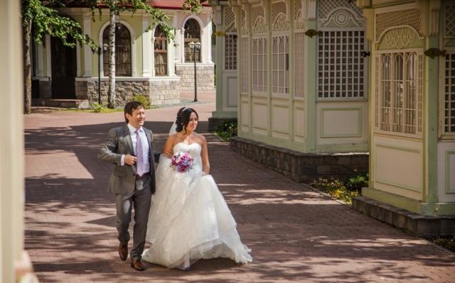 Айдар Галимов отдал дочь замуж в White Hall