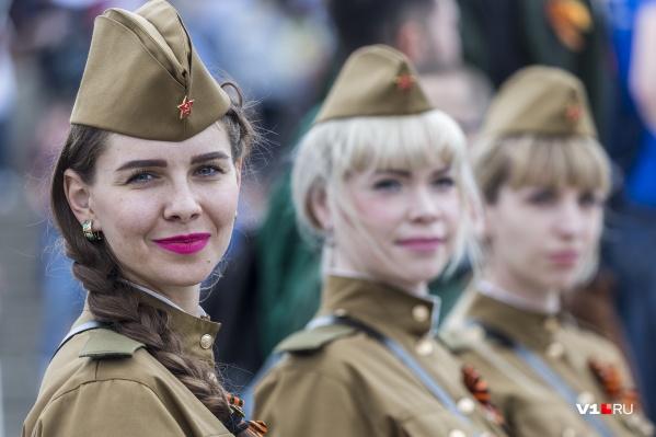 Массовые праздничные мероприятия по традиции пройдут в центре Волгограда 9 мая