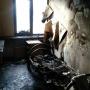 Пациент, погибший при ночном пожаре в тюменском наркодиспансере, мог быть привязан к кровати