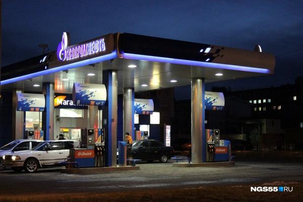В последний раз цены на бензин в Омске менялись в январе