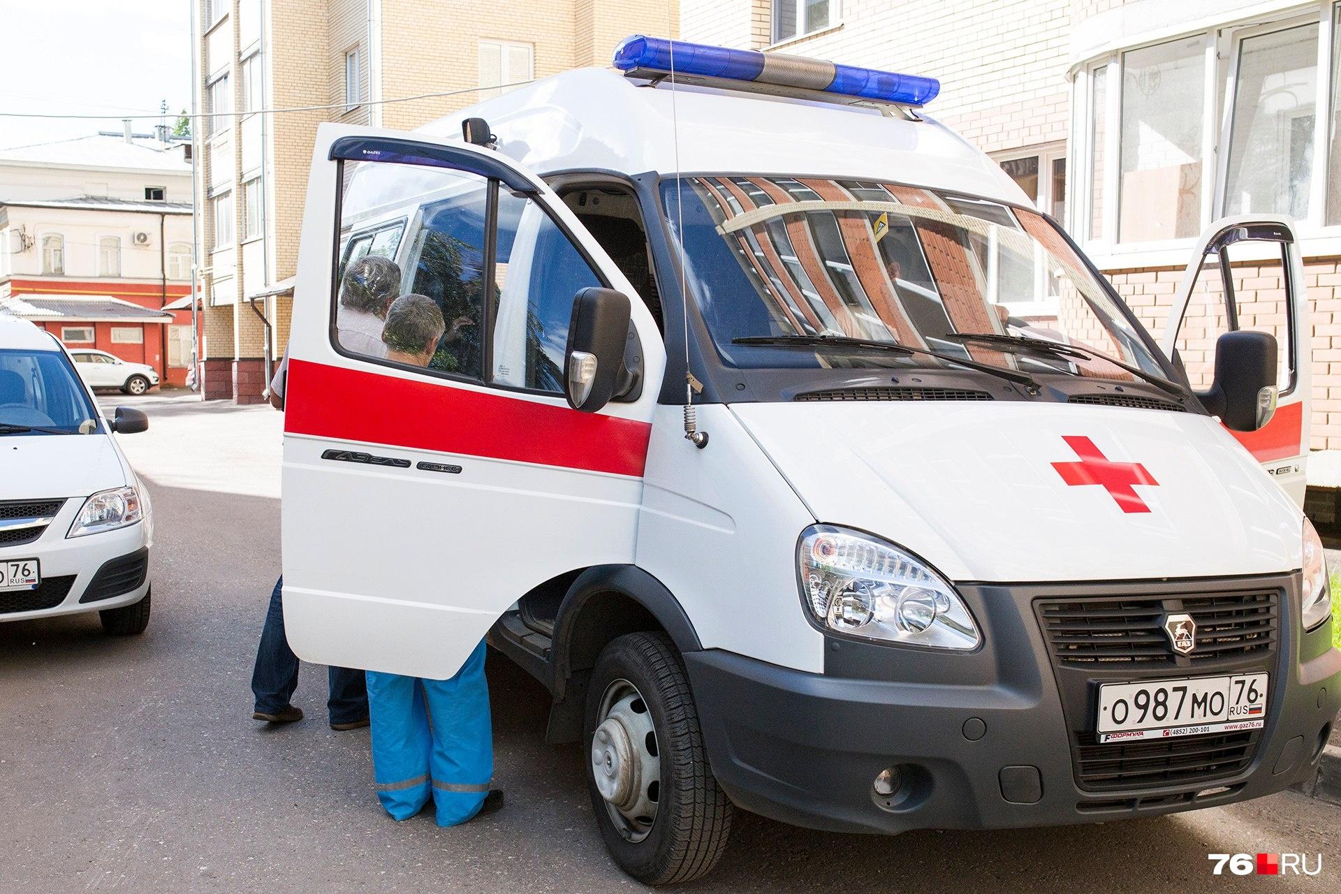 Скорую помощь в Ярославле объединят с медициной катастроф. А после к этой службе присоединят и санитарную авиацию