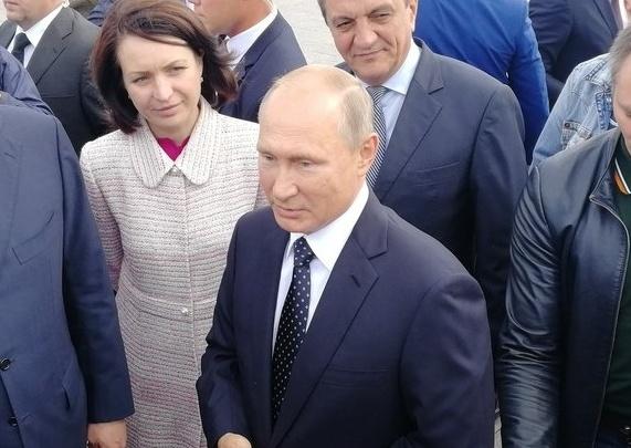 Путин готов сделать заявление по поводу пенсионной реформы