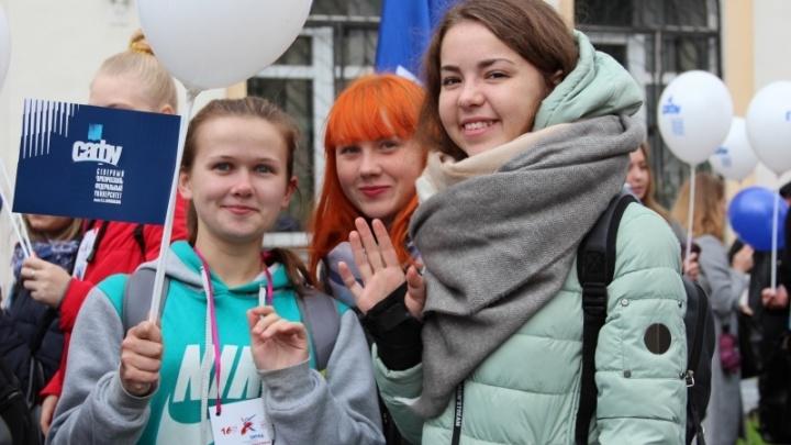 Танцевальный флешмоб и байк-шоу: в Архангельске пройдет парад студентов