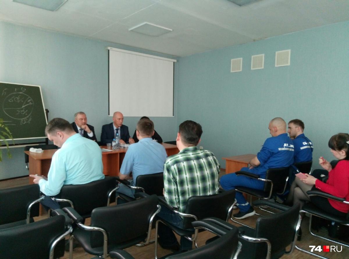 Встречу министра здравоохранения с сотрудниками скорой помощи организовали после публикации 74.ru