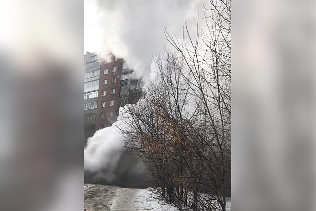 Из-за аварии от отопления и горячей воды отключат около 60 зданий