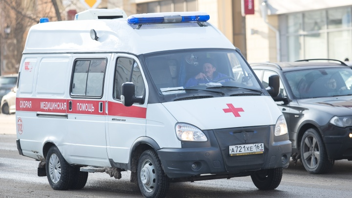 В Волгодонске ребенок на скутере сбил пенсионерку