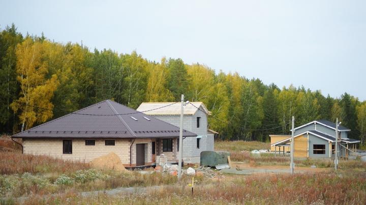 Уральцы получат сотку земли в подарок к участку