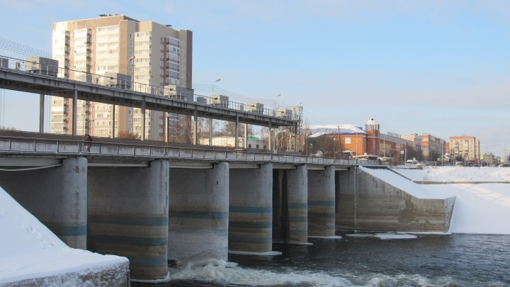 Уровень воды в Тоболе у Кургана в этом году прогнозируется на уровне 450 сантиметров