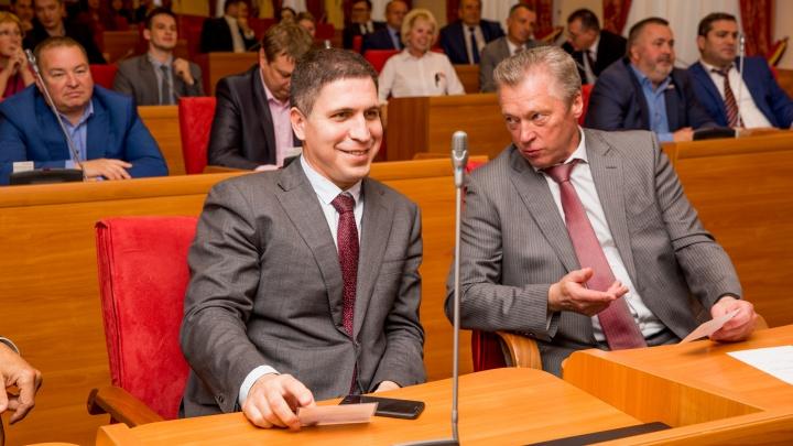«Не стесняйся, заходи»: депутатов Ярославской областной думы научили жать кнопки для голосования