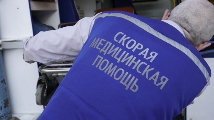 Ребенка и взрослого, пострадавших в ночном ДТП под Ярково, доставили в Тюмень