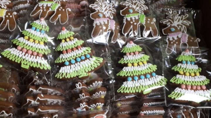 Вкусный отдых: мастер из Архангельска учит, как приготовить ароматный пряник к Рождеству