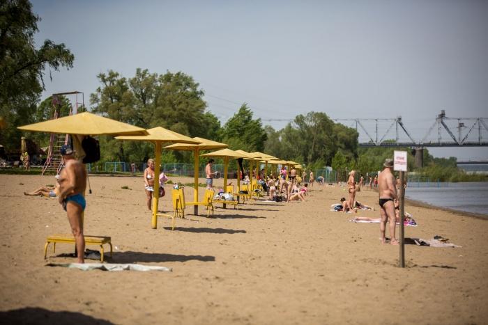 Основная задача патрулирования пляжей с помощью квадрокоптеров — предупредить гибель на воде
