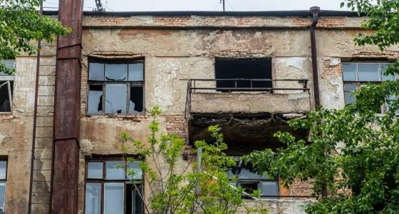 Дома-призраки: гуляем по заброшенным зданиям Екатеринбурга