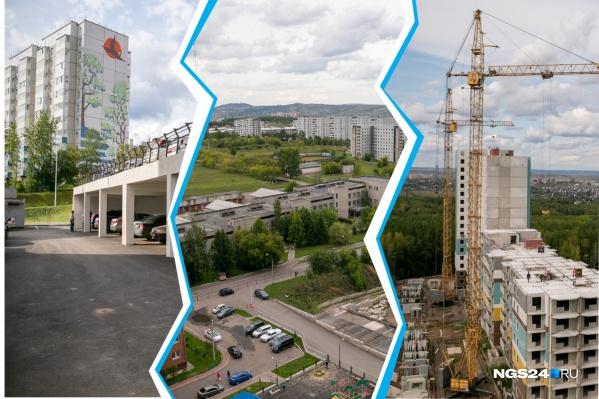 Многоэтажная застройка появилась на Стасовой после 2010 года