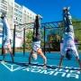 Бум уличного спорта в Челябинске: в Советском районе открыли новую площадку для воркаута