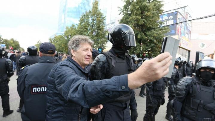 «Неудобно получилось»: в Челябинске подвели первые итоги запрещённой акции против пенсионной реформы