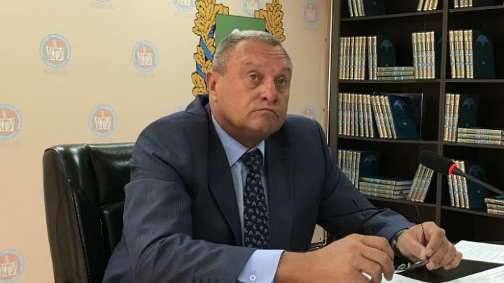 Владимир Левитский победил на довыборах в Курганскую областную думу