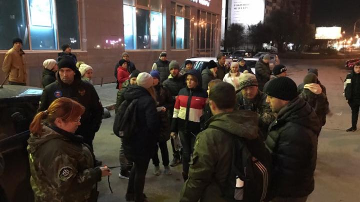 Мать и двоих детей, пропавших в Омске, нашли живыми