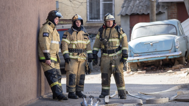 Спасатели завершили работы на месте взрыва дома в Каменском районе