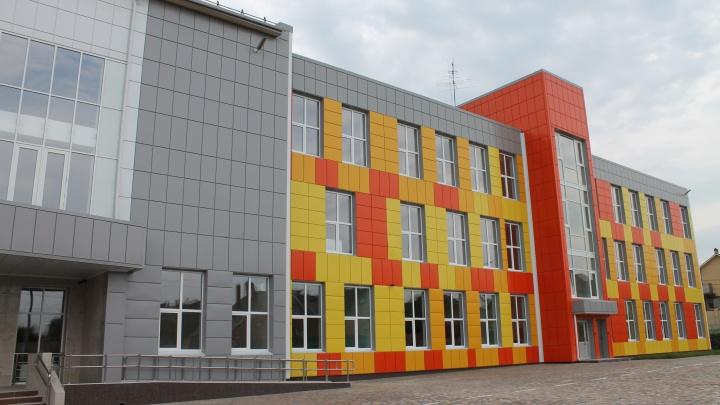 В поселке Янтарном Аксайского района 1 сентября откроется своя школа