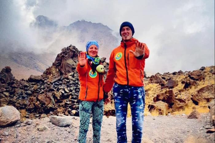 Иван и Светлана путешествуют почти год