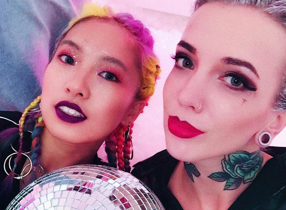 Ярославна Дарья Араева — танцовщица и модель в Китае