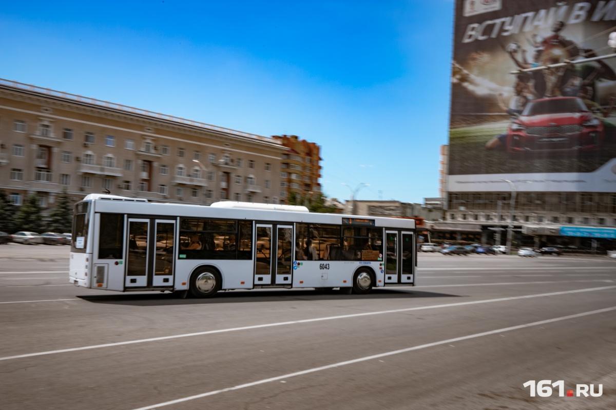 В Ростове пока не нашли перевозчиков для маршрутов общественного транспорта