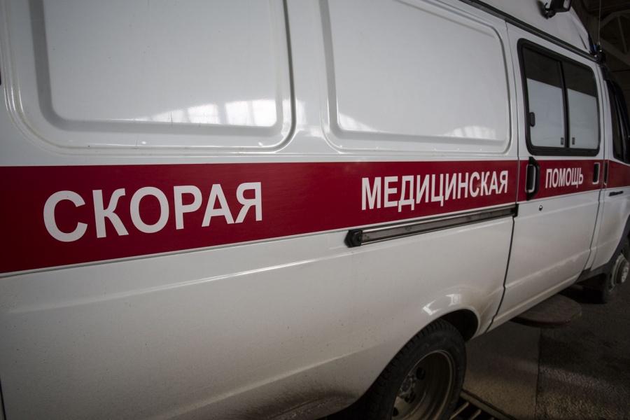 Потолочная плитка обрушилась наголову девушке вНовосибирске
