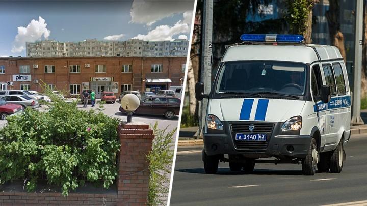 В Самарской области преступники на «Порше-Кайен» вынесли 15 миллионов рублей из офиса