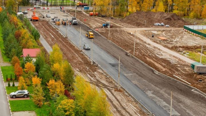 Вместо тропинки — магистраль: мэрия зарезервировала землю под строительство улицы на Нефтестрое