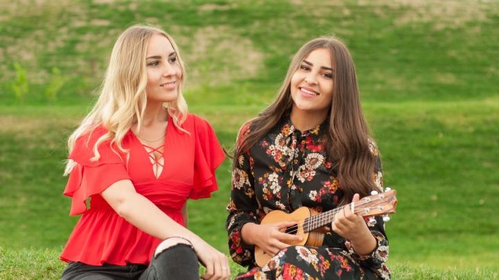 Красноярские участницы вокального шоу на Первом канале представили первую авторскую песню