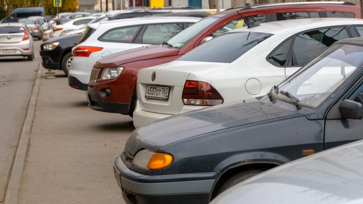 В Самаре еще два ЖК попросили разрешения на сокращение парковочных мест
