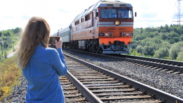 Из-за ремонта путей на направлении Архангельск — Обозерская изменили график пригородных поездов