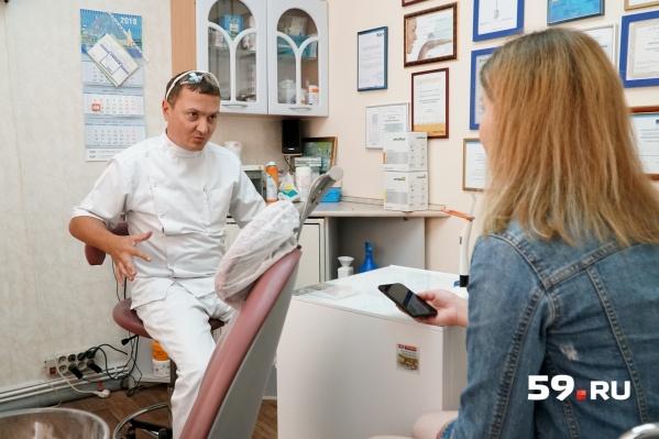 Подтверждаем факты и развеиваем мифы с пермским стоматологом Станиславом Кузнецовым