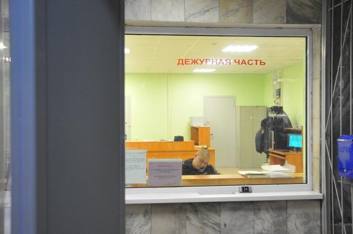 Инцидент произошел на проспекте Академика Сахарова