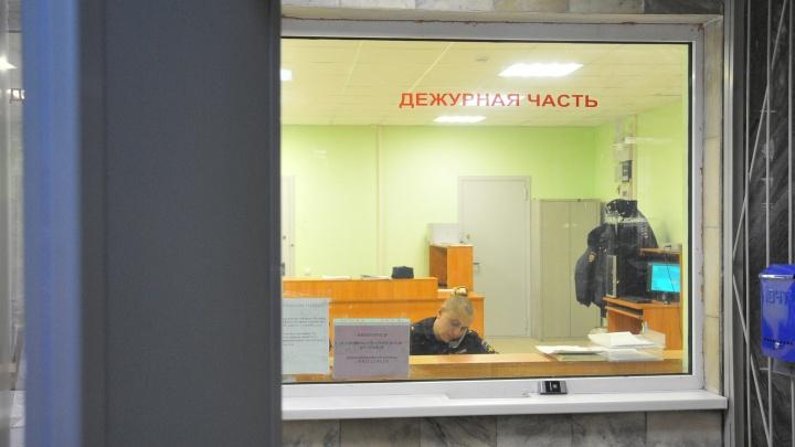 В Екатеринбурге на стройке экскаватор выкопал из земли снаряд